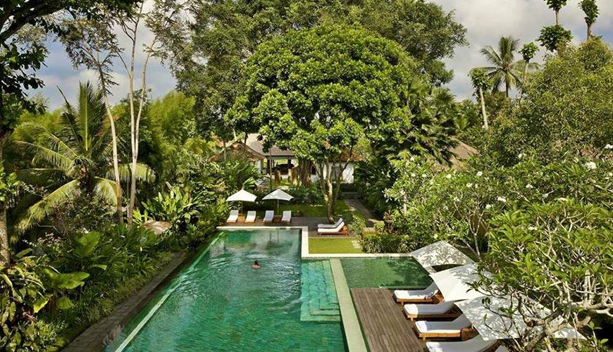 Lua de mel em Bali