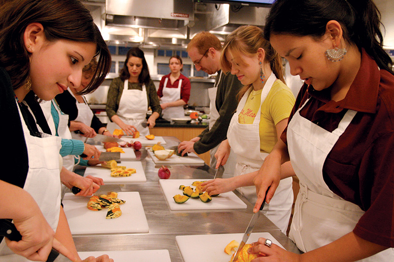 aprendendo a cozinhar