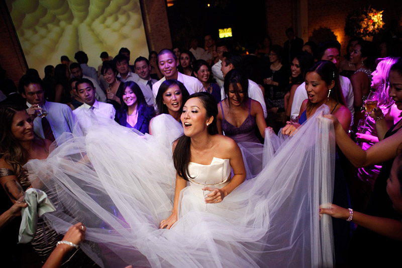 foto noiva na festa de casamento ricardo hara