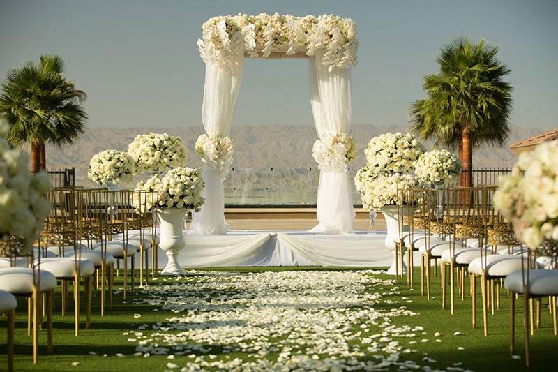 casamento em Palm Springs