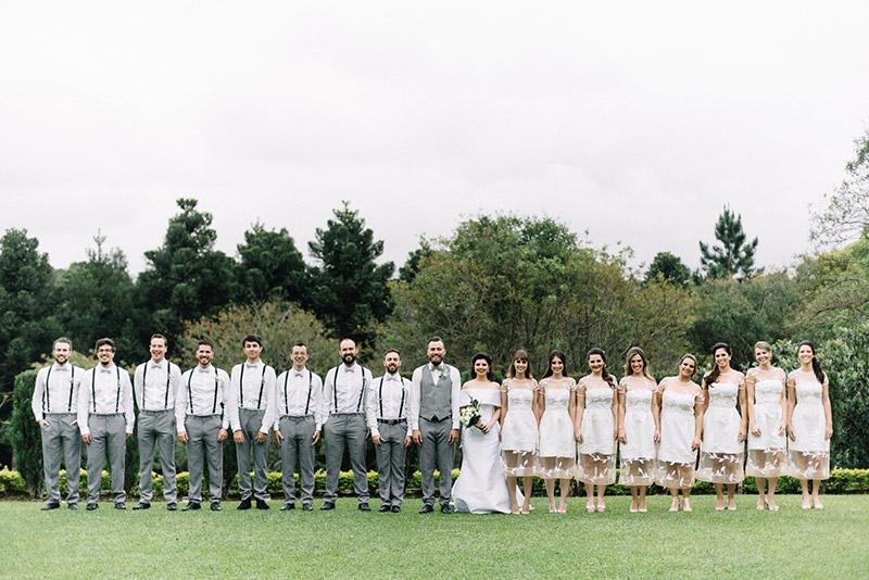 gravata para noivo e padrinhos