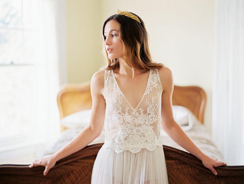 lingerie da noiva