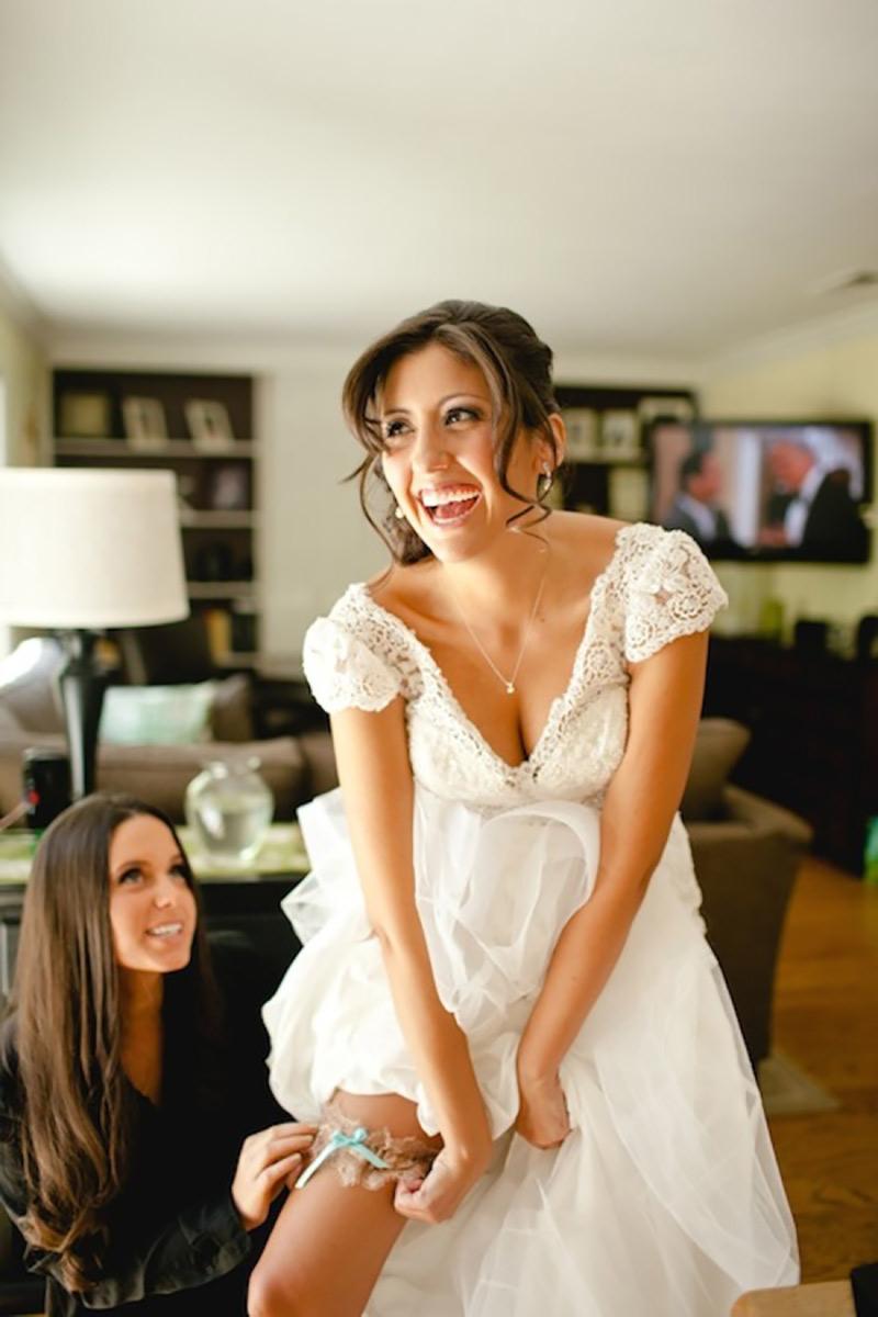 lingerie para o dia do casamento