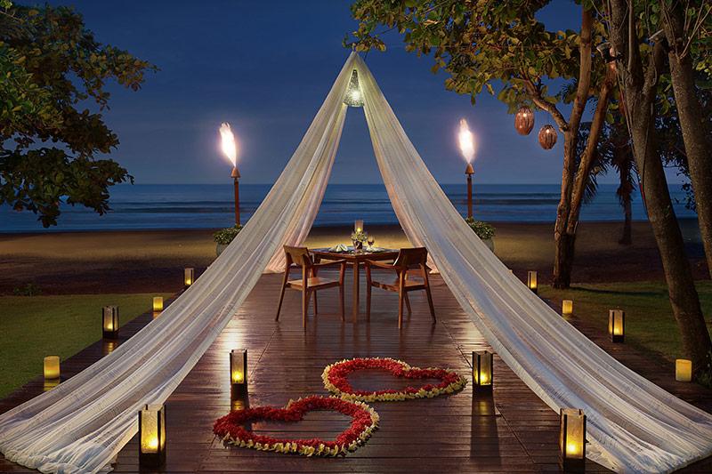 lua de mel em Bali TM Travel