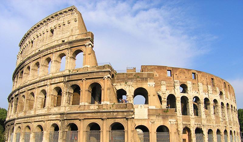 lua de mel na Europa Roma