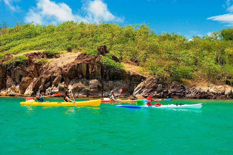 lua de mel na Martinica Canoagem TM Travel