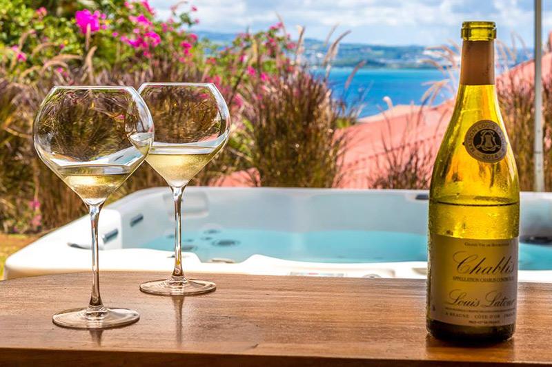 hotel La Suite Villa na Martinica TM Travel