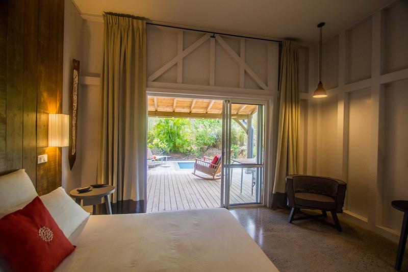 quarto do hotel French Coco na Martinica TM Travel