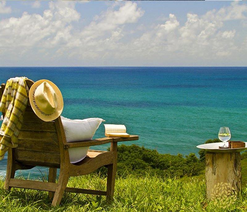lua de mel na Martinica