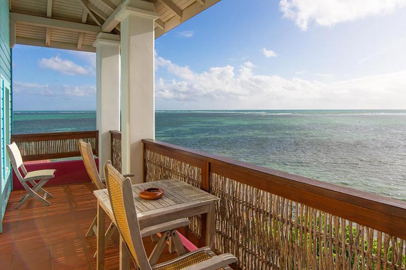 hotel de frente para praia na Martinica TM Travel