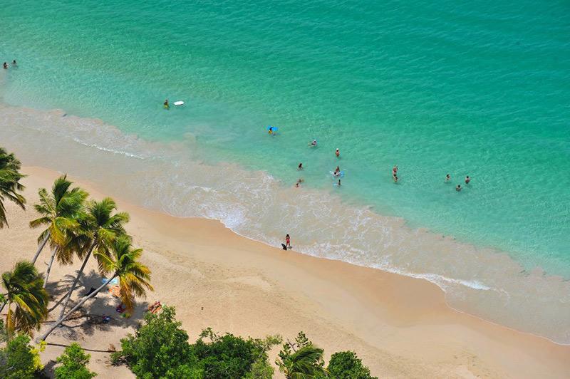lua de mel com praia na Martinica TM Travel