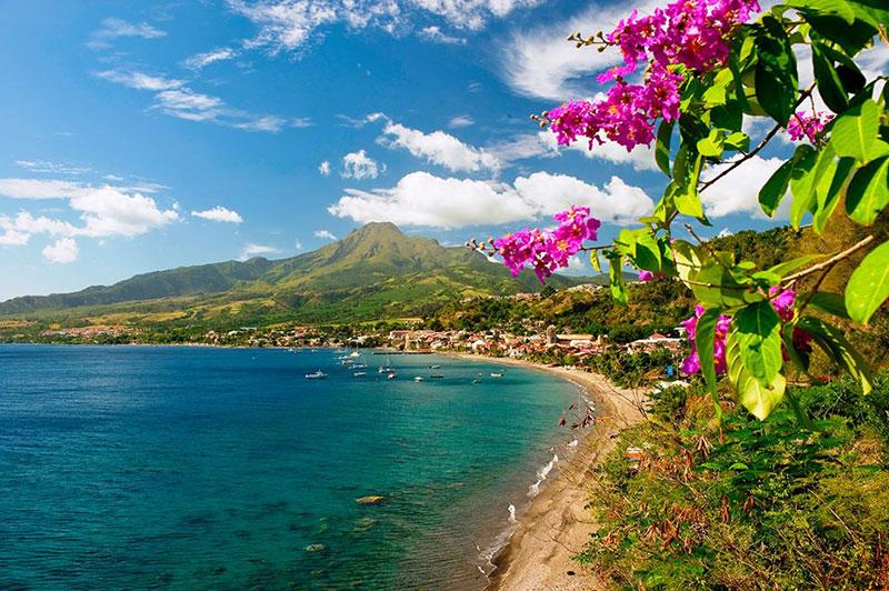 lua de mel na Martinica com praia TM Travel