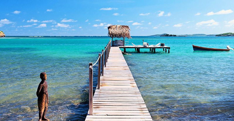lua de mel na Martinica TM Travel