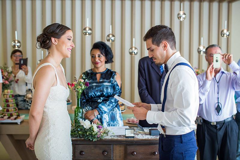 votos de casamento mini wedding em São Paulo