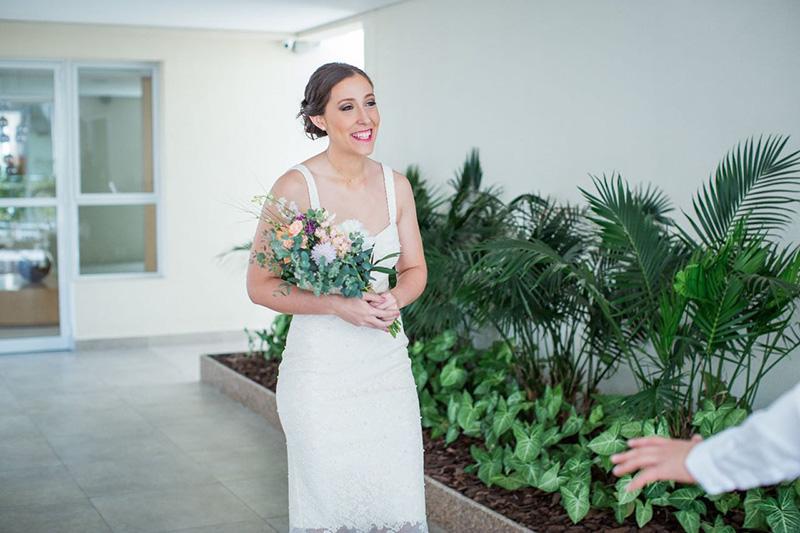 vestido de noiva curto para mini wedding