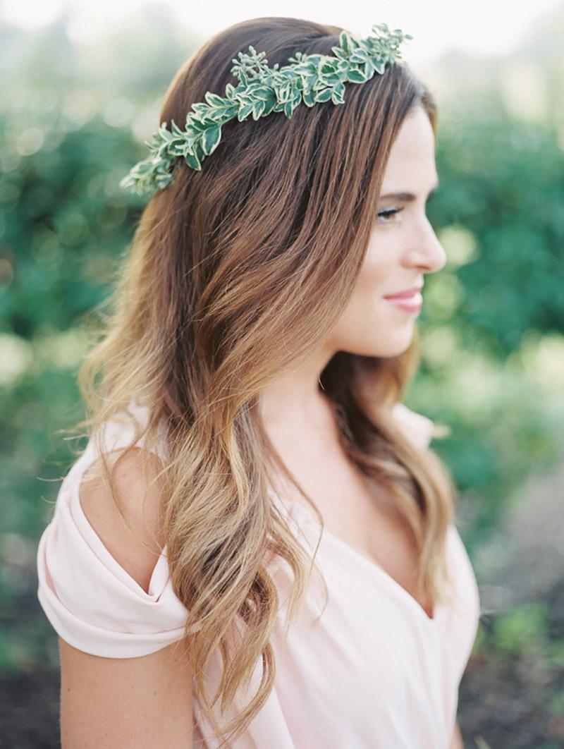 cabelo solto para madrinha de casamento