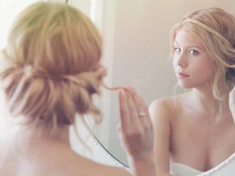 penteado preso para madrinha de casamento