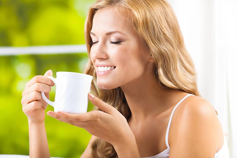 tomar chá pré-casamento