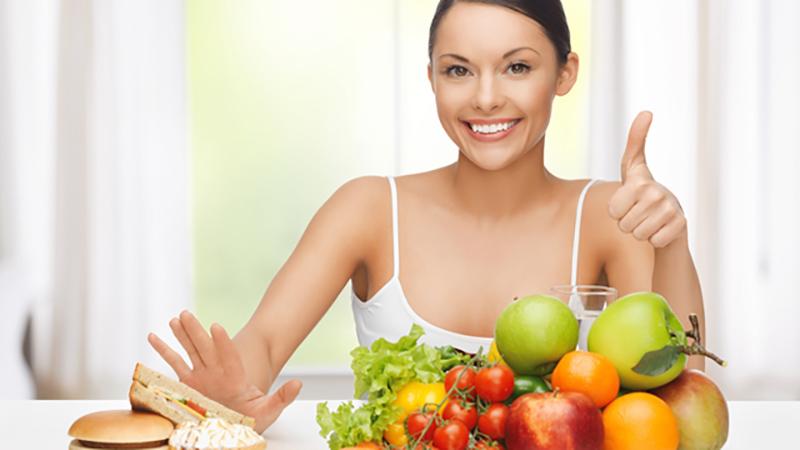alimentação saudável para casamento