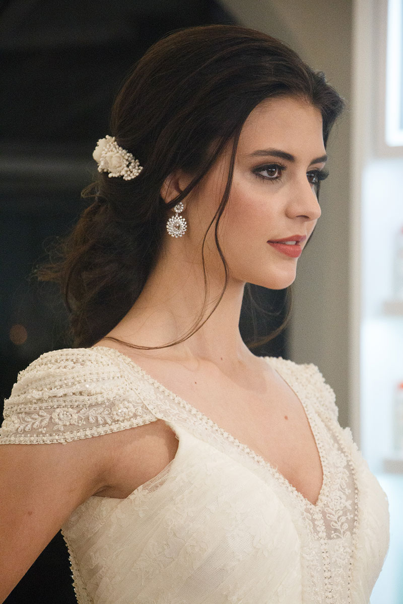 desfile bridal meeting vestido emannuelle junqueira