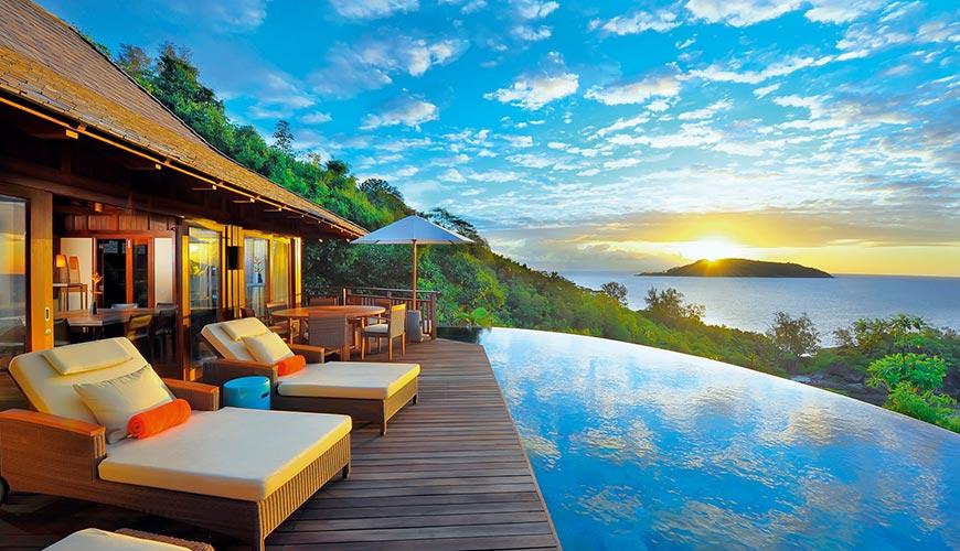 Lua de Mel nas Ilhas Seychelles