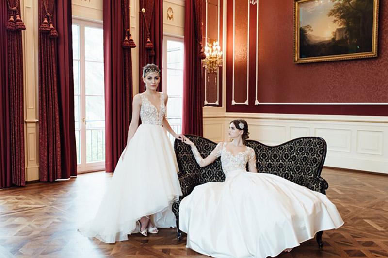 vestido de noiva princesa Solaine Piccoli