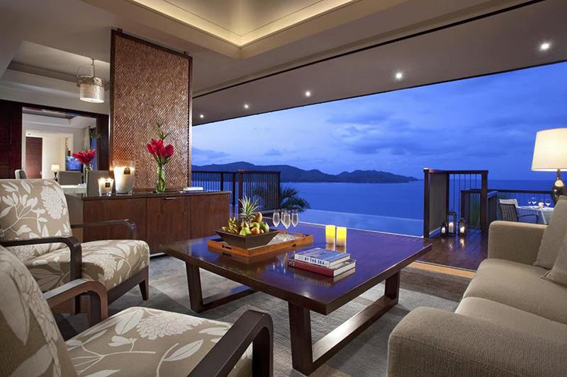 lua de mel nas Ilhas Seychelles Raffes Praslin Resort TM Travel