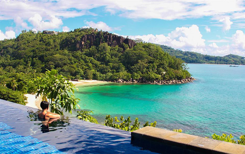 Lua de mel nas Ilhas Seychelles Maia Luxury Resort TM Travel