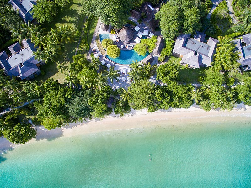 lua de mel no hotel Constance Ephélia Resort Ilhas Seychelles TM Travel