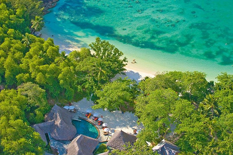 lua de mel em Seychelles TM Travel