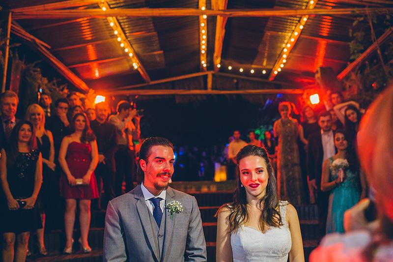 noivos em mini wedding em são paulo