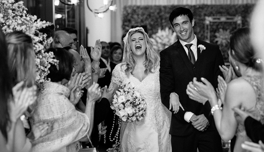 Casamento Real Romântico em São Paulo   Michelle e Márcio