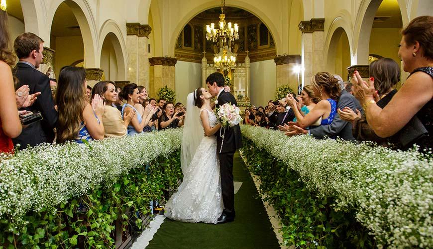 Casamento Real Clássico em São Paulo | Marina e Bruno
