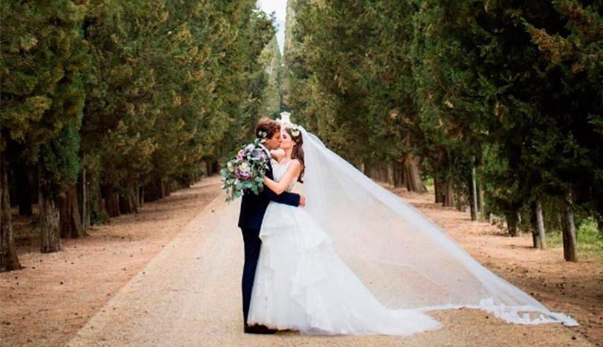 Casamento Alexia Marini e Luiz Vianna na Toscana, Itália