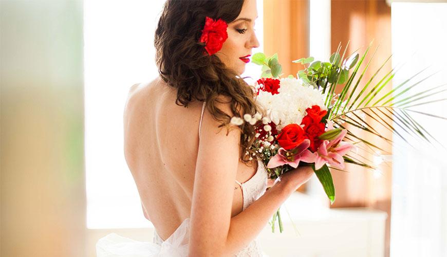 Ensaios fotográficos da noiva para presentear o noivo