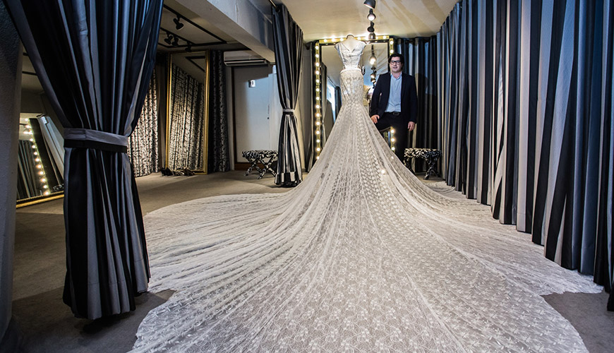 Arthur Caliman abre espaço exclusivo para noiva, mães e madrinhas de casamento