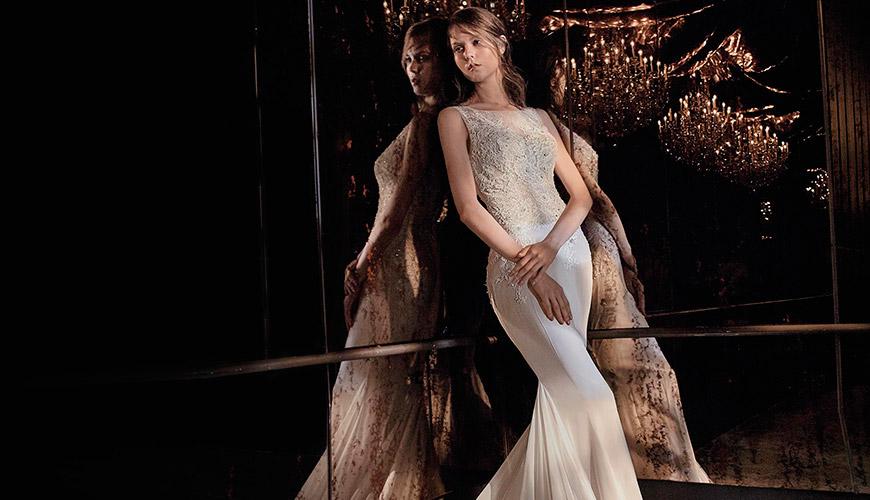 20 modelos de vestido de noiva da marca Enzoani que as noivas irão amar!
