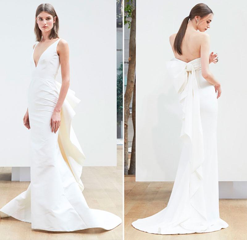 vestidos-de-noiva-ny-bridal-week-spring-2018-vestido-de-noiva-oscar-de-la-renta-lejour-1