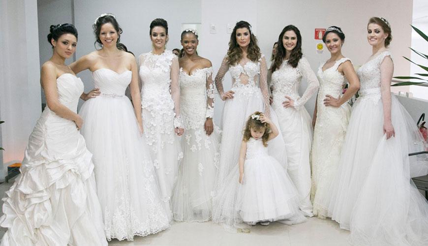Carol Castelo Branco inicia comemorações do seu casamento no evento Sur Mariage