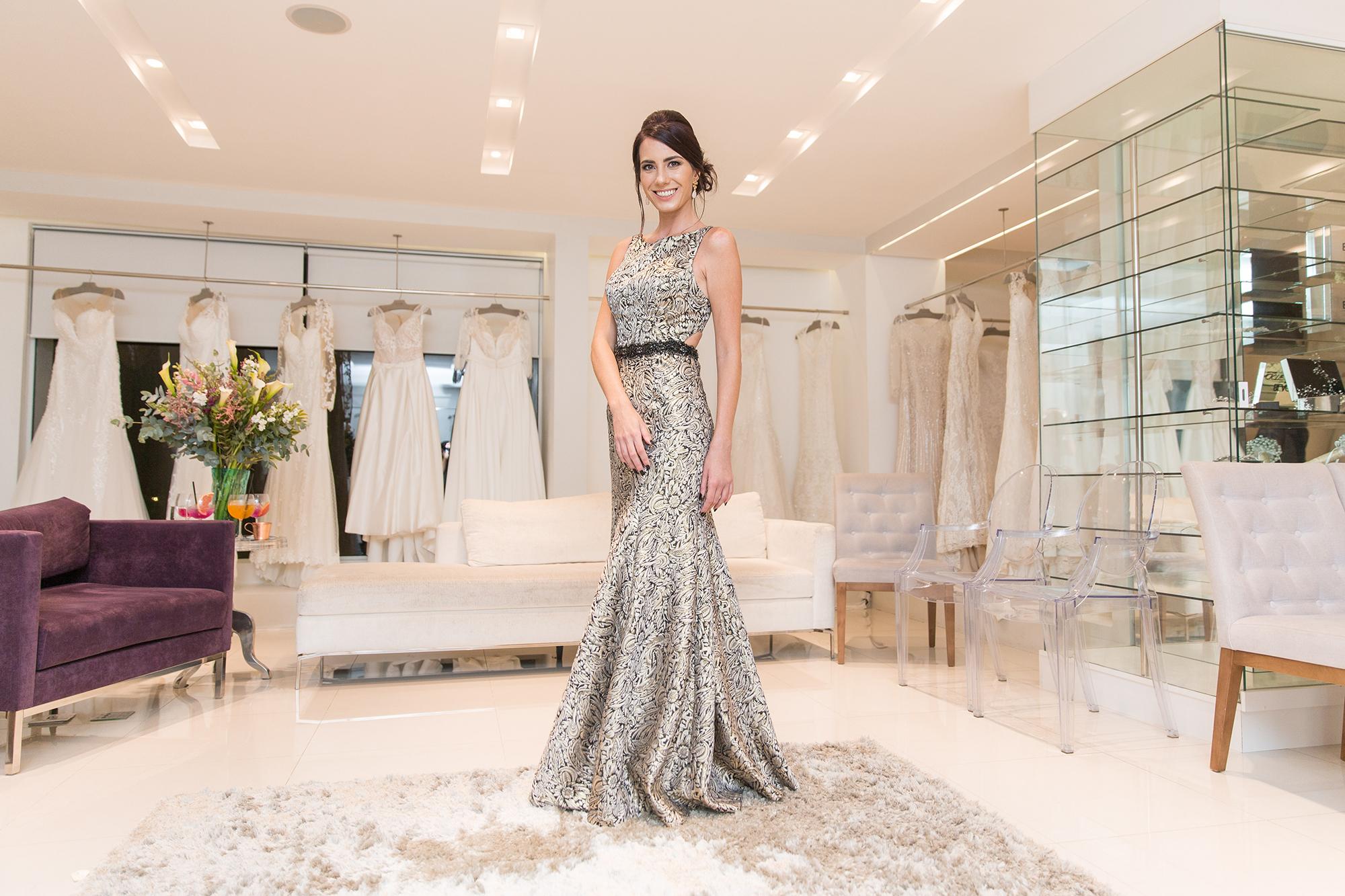 6 lojas de aluguel de vestidos em São Paulo para madrinhas