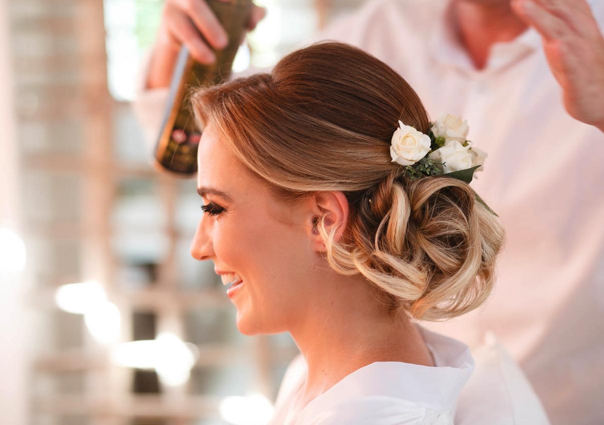 3 Segredos dos especialistas para escolher o penteado de noiva