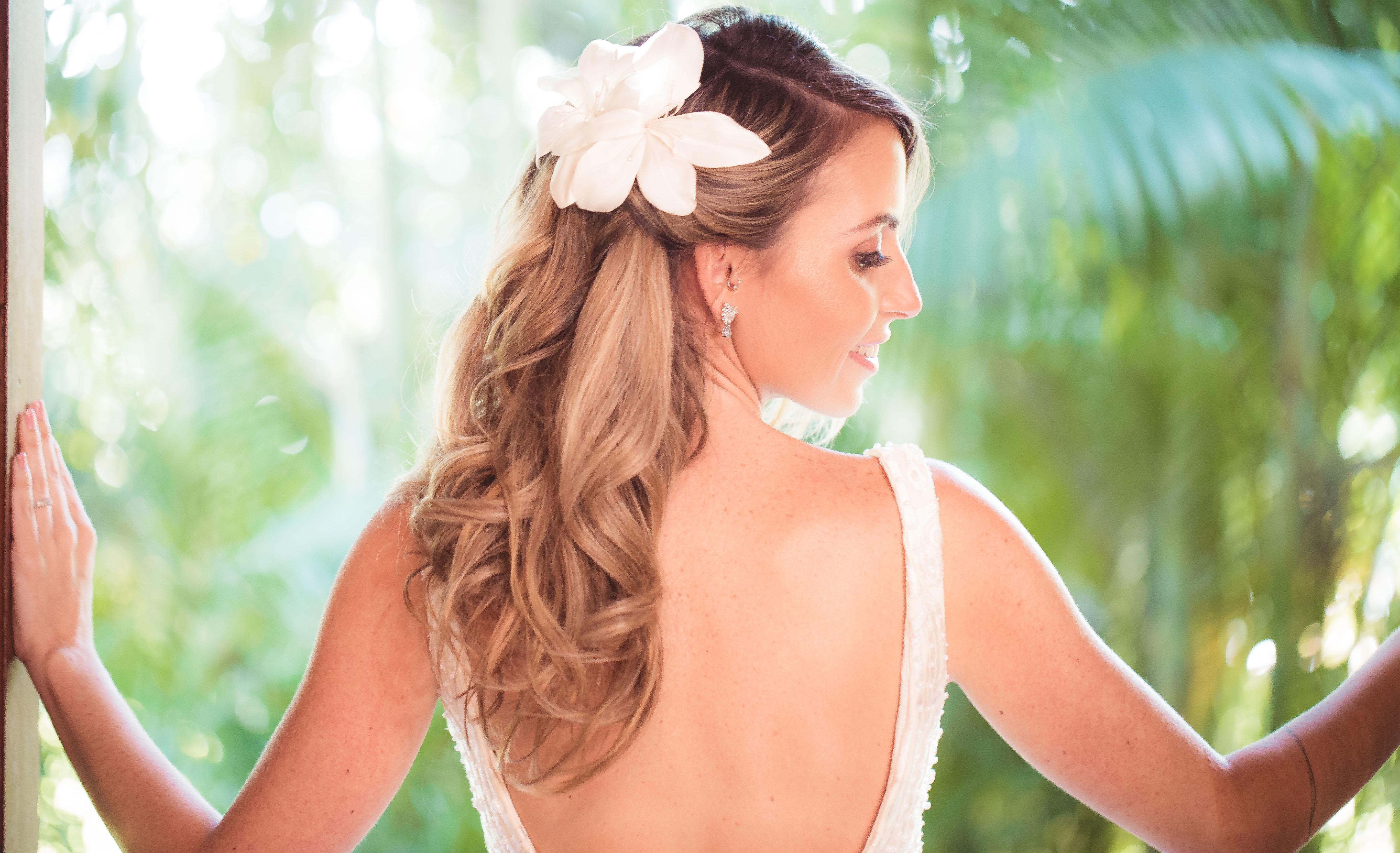 3 segredos para escolher o penteado de noiva