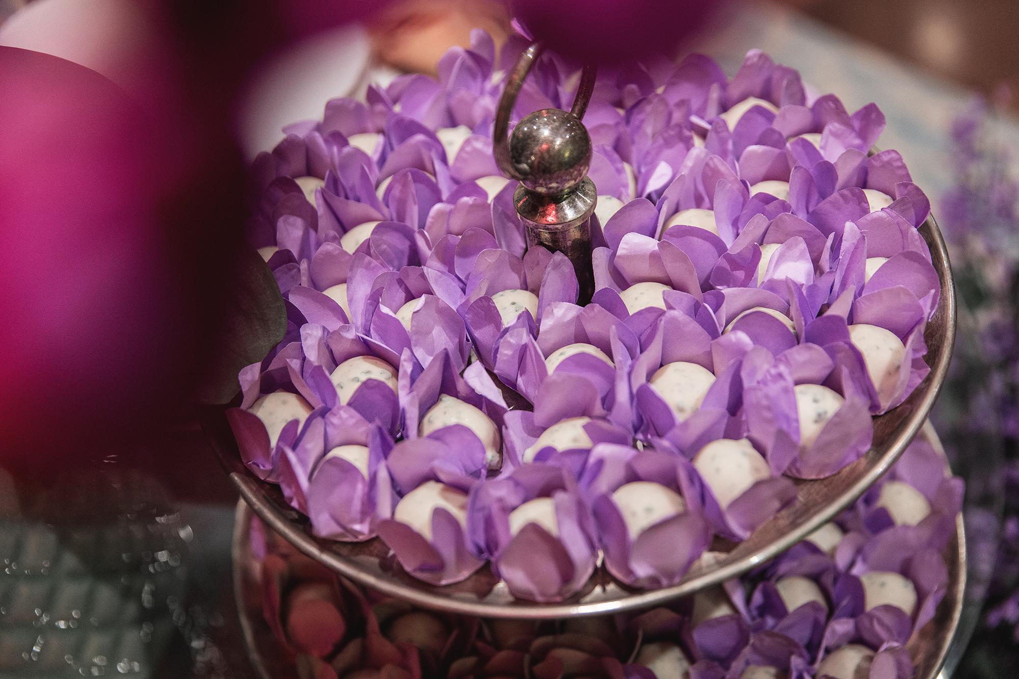 Dicas para escolher as forminhas de doces para o casamento