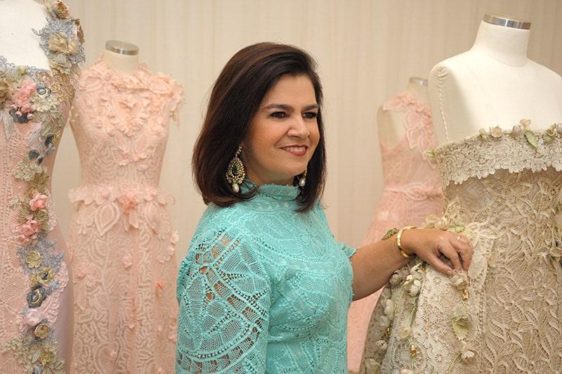 estilista de vestido