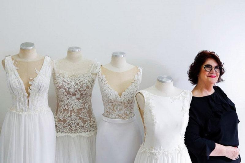 Estilista de vestido de noiva mais influentes