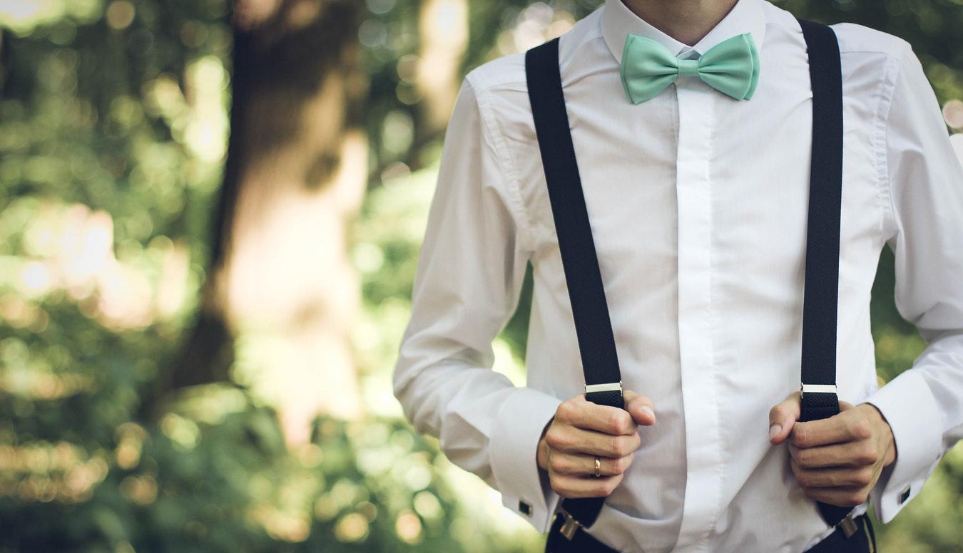 6 passos para escolher a gravatapara o noivo e padrinhos