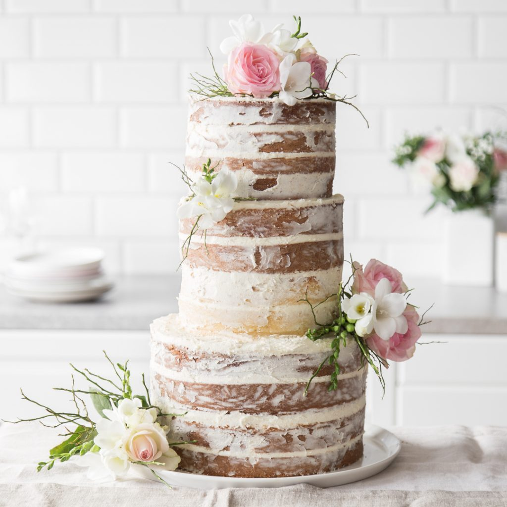 Sweet And Simple Naked Wedding Cakes: Bolo De Casamento: Os Preferidos Das Noivas