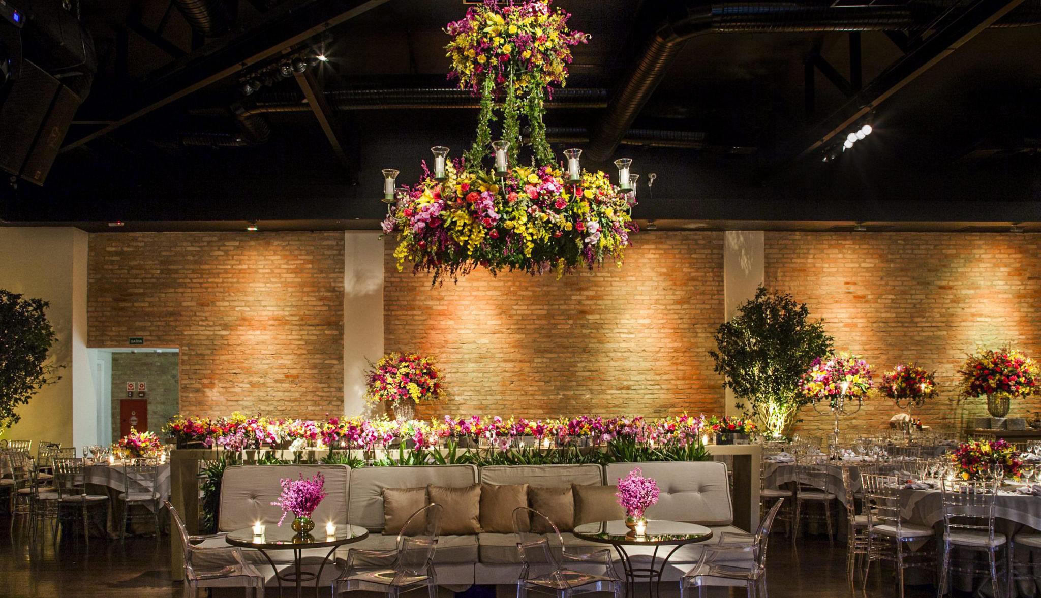 Espaços luxuosos para casamento em São Paulo