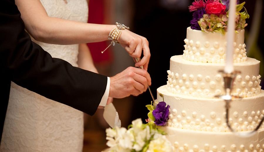Bolo de casamento: Os preferidos das  noivas
