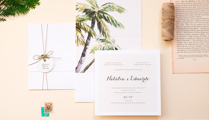 Convite de casamento: Quando e como entregar